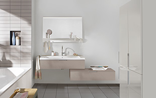 Bathroom furniture Eqio