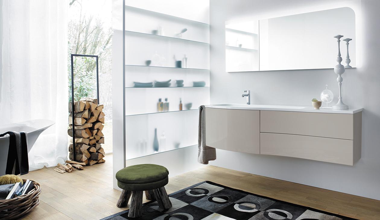 Meubles de salle de bain   Série Sinea   Burgbad