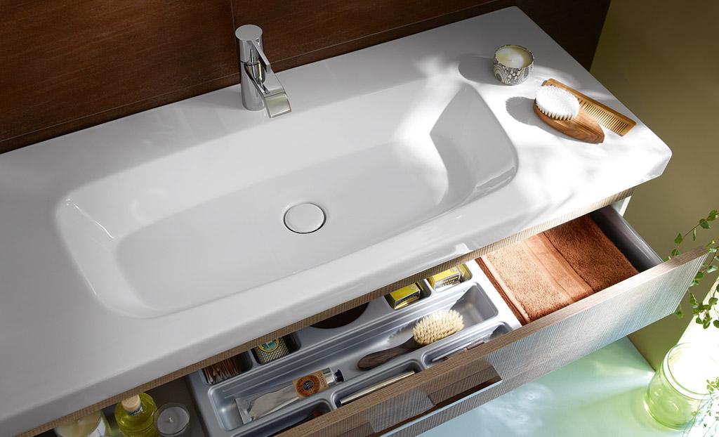 meubles de salle de bain s rie oteo burgbad. Black Bedroom Furniture Sets. Home Design Ideas