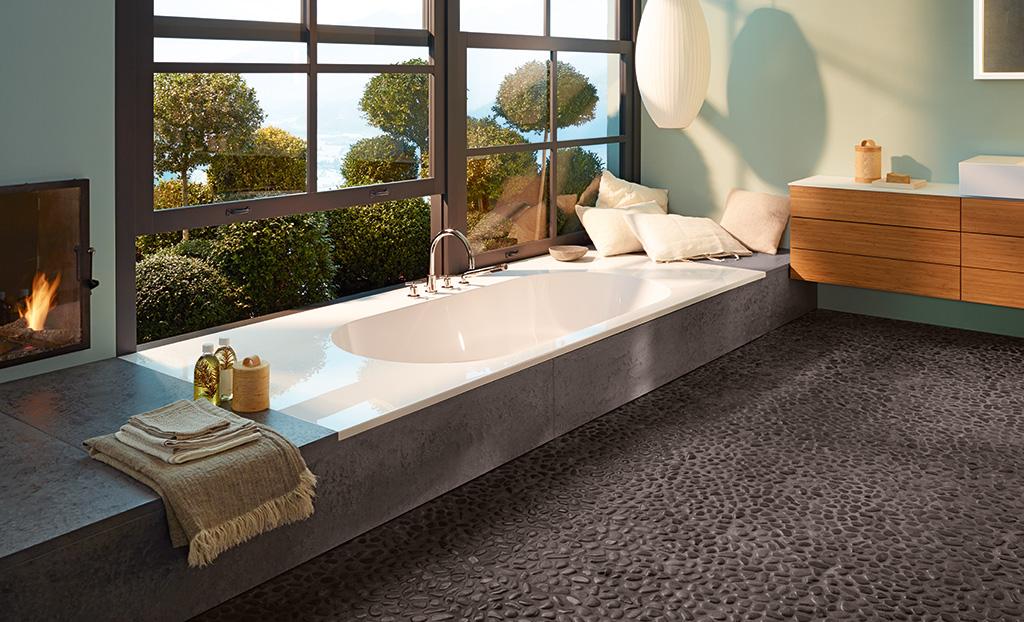 meubles de salle de bain s rie crono burgbad. Black Bedroom Furniture Sets. Home Design Ideas