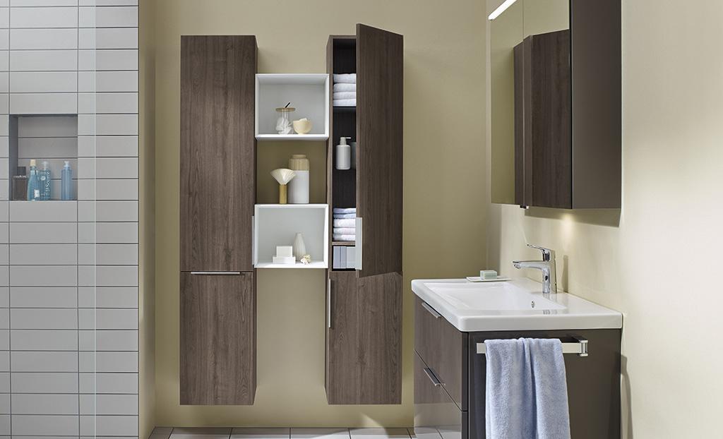 meubles de salle de bain s rie eqio burgbad. Black Bedroom Furniture Sets. Home Design Ideas