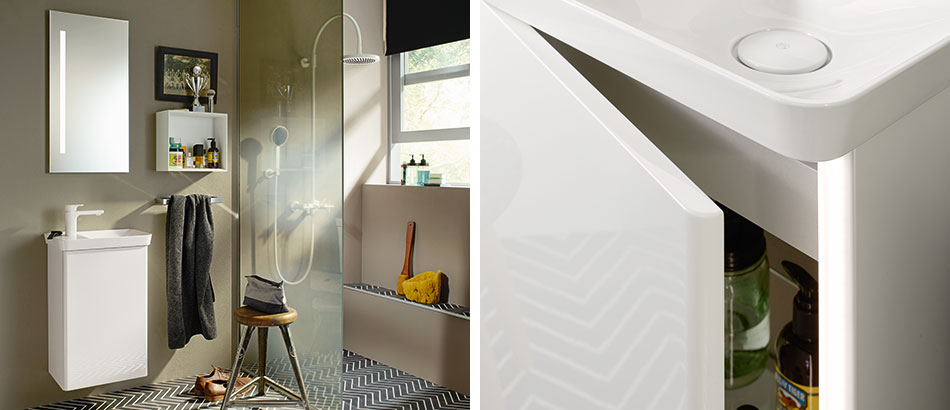 Bathroom furniture Iveo